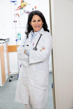 Ilana Pieper – Lungenärztin Wien