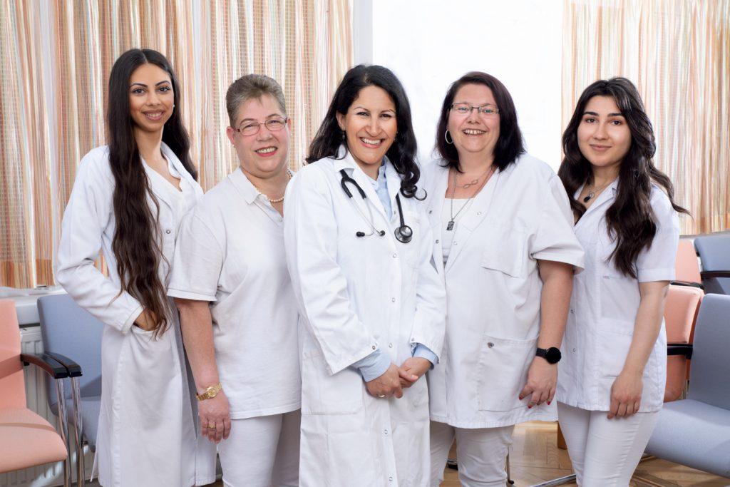 Team Ordination Lungenarzt Wien